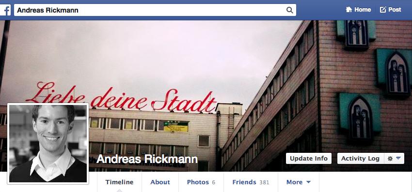 Facebook Profil